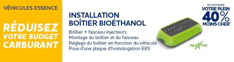 rouler au bioethanol